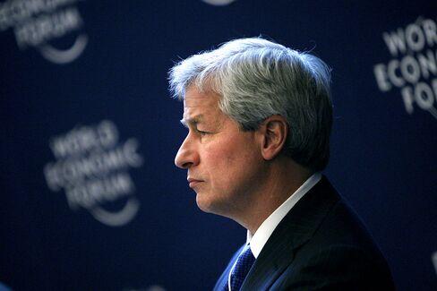 JPMorgan Says CIO Unit Has Significant Mark-to-Market Losses