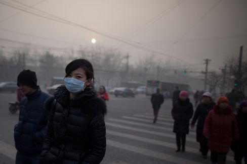 Why Pollution in Beijing Will Persist