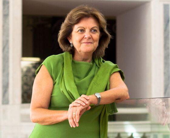 Portugal Picks Central Bank's Ferreira for EU Commission Post