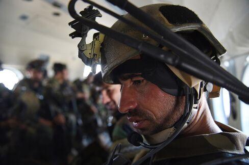 Afghanistan Unrest