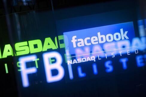 Facebook's 22% Rally Helps Stock Avoid Worst IPO Return in U.S.