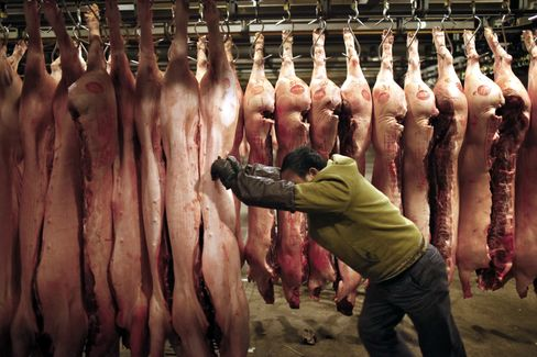 Changing China Food Safety at Heart of Shuanghui Smithfield Deal