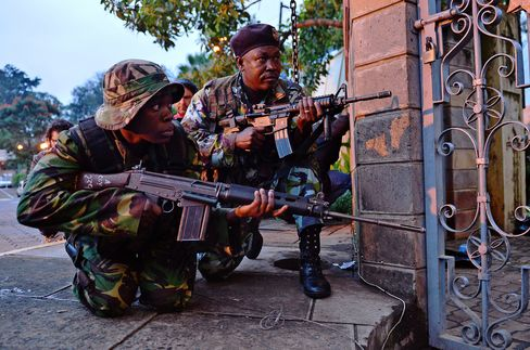 Kenyan Forces Kill Two Militants After Mall Siege Leaves 69 Dead