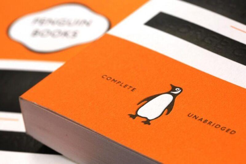 The Story Behind Penguin Books Beloved Bird Bloomberg