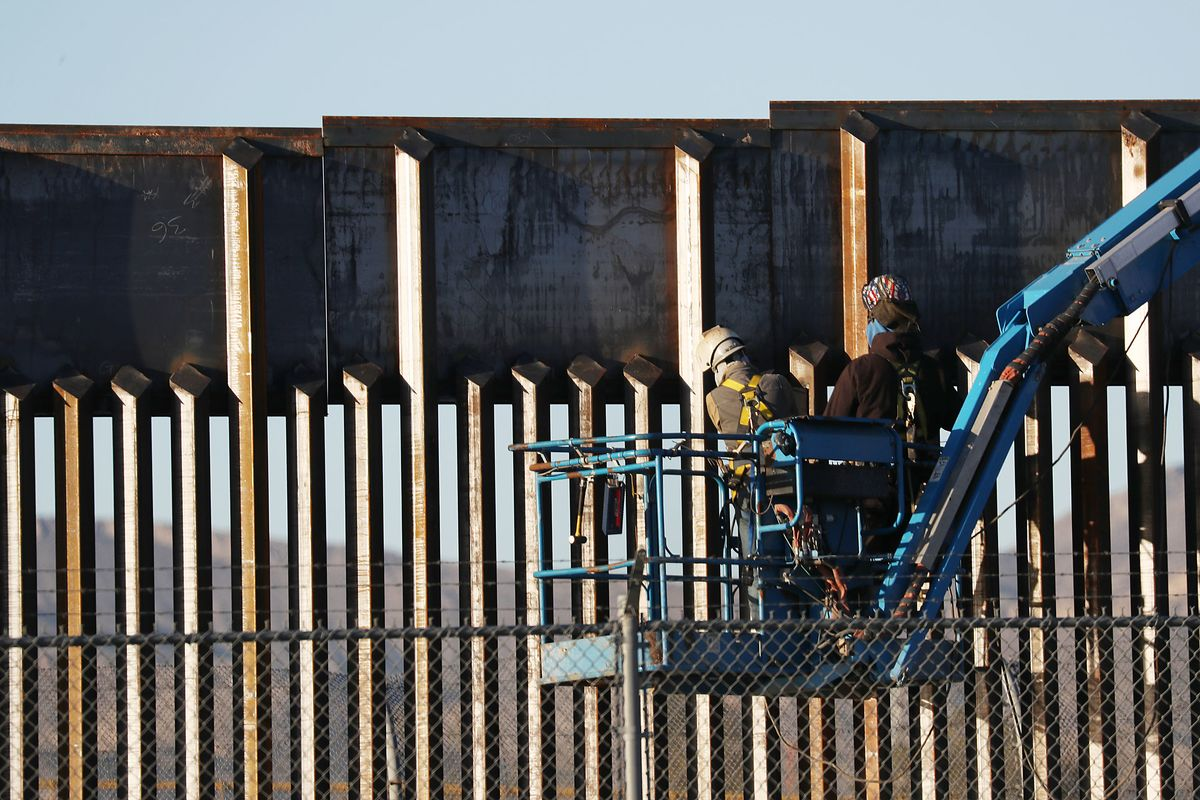Politics Aside, Tax Cut Could Have Paid for 6,500 Miles of Wall