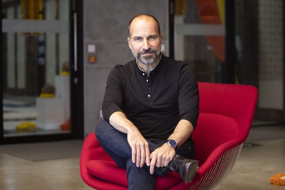 Uber's CEO Vows to Tackle Those Losses, With Help From India