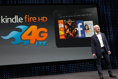 Here Comes Amazon's Kindle TV Set-Top Box