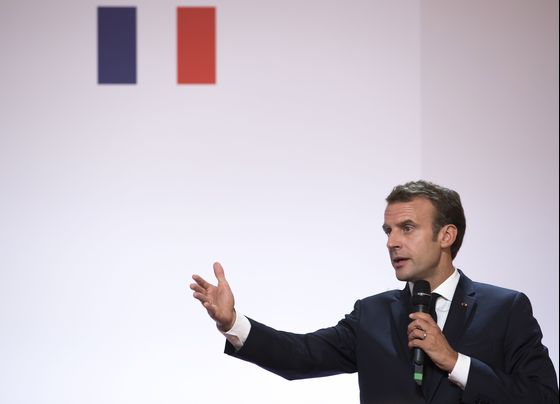 Startup Nation? Entrepreneurs Still Toil in Macron's France
