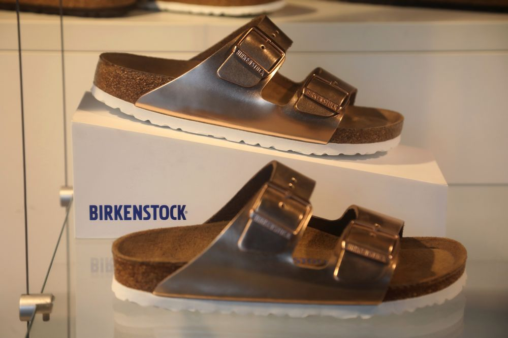 Birkenstock launched its world famous sandals nearly 60 years ago.