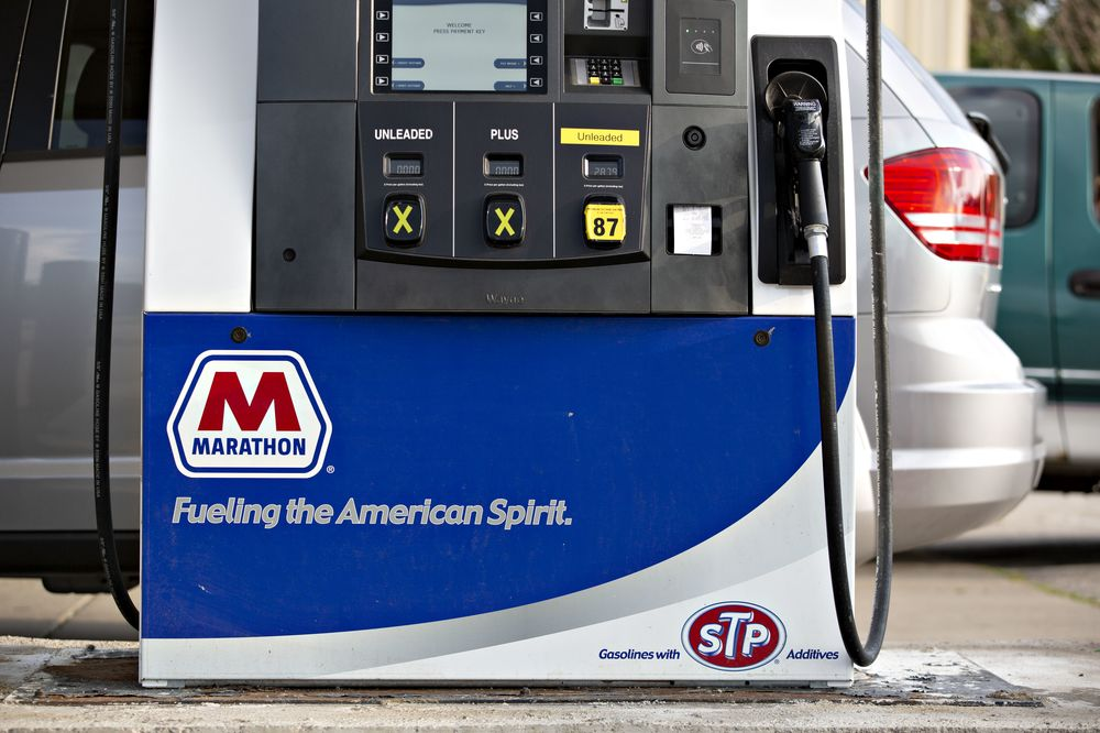 E85 Gas Stations >> Marathon Is Said To Weigh Selling High Ethanol Gas In Minnesota