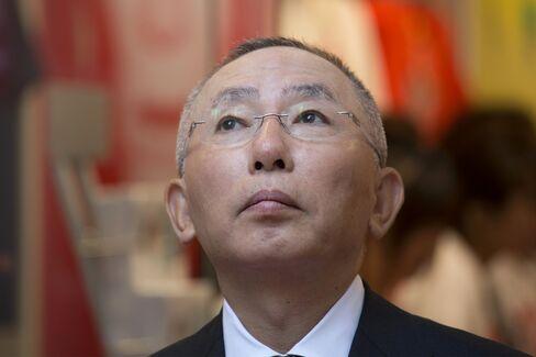 Fast Retailing CEO Tadashi Yanai