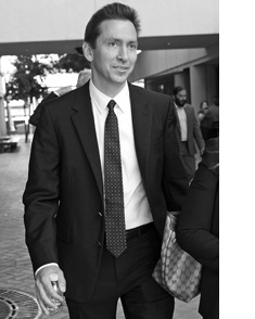 Forstall was senior vice president of iPhone software until Cook relieved him of his duties on Oct. 30