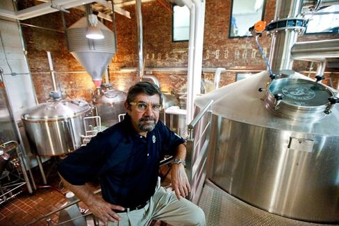 Brooklyn Brewery???s Steve Hindy on the Rise of Craft Beer and Butting Heads With Boston Beer???s Jim Koch