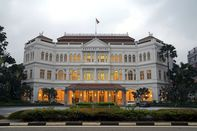 Inside Singapore Historic Raffles Hotel As it Reopens After Restoration