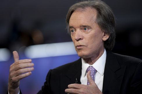 Janus Capital Group Fund Manager Bill Gross
