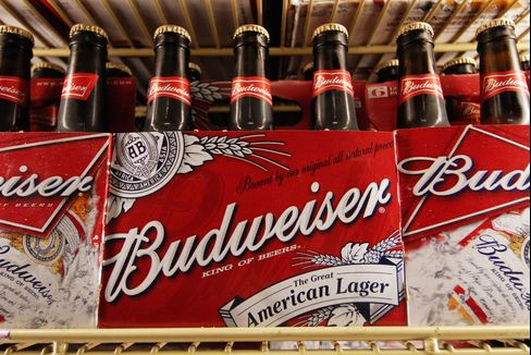 Budweiser Is Luxury in China Where Beer Costs 30 Cents