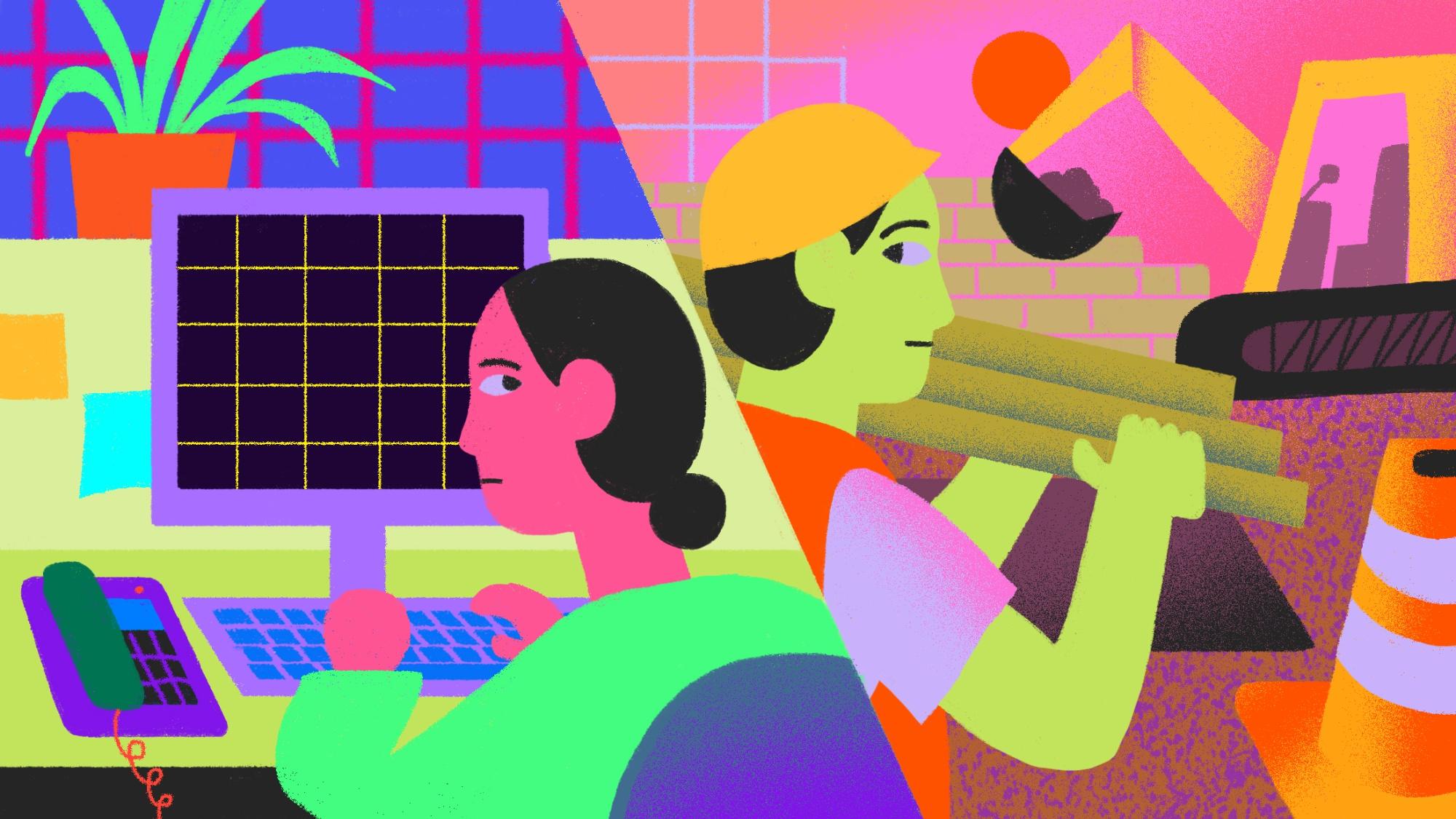Multinational Companies Reveal Gender Bias in Job Ads