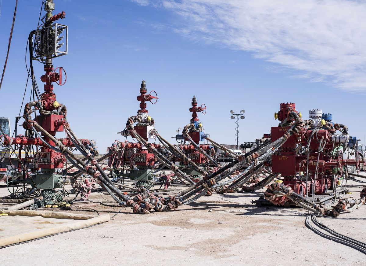Talk of a Fracking Ban Has One Driller Tapping Federal Land Now