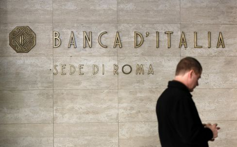 Draghi's Bank of Italy Knew of Monte Paschi Missteps in 2010