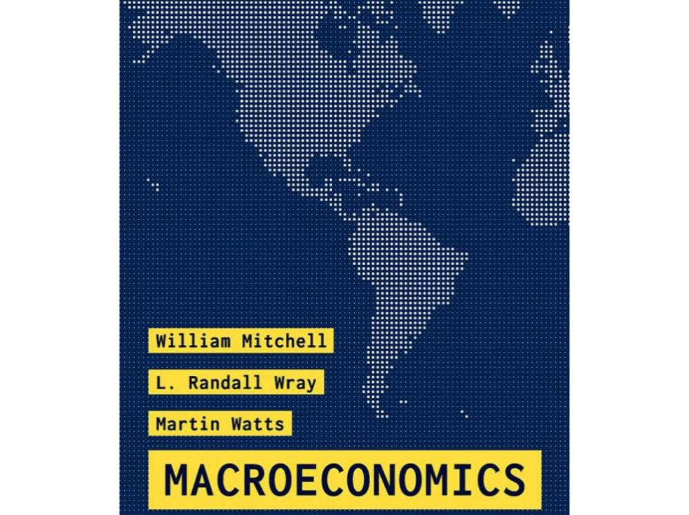 A 600-Page Textbook About Modern Monetary Theory Has Sold Out