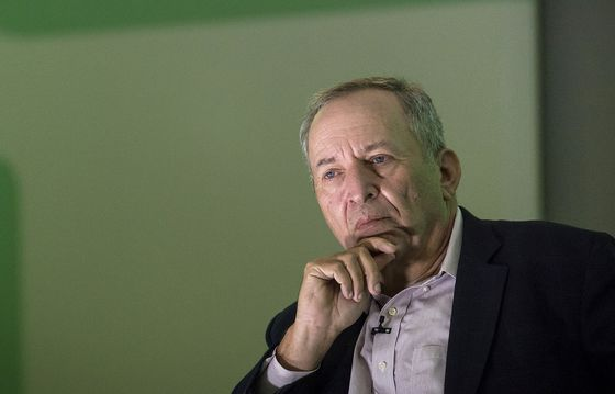 Larry Summers Advising Biden Campaign on Economic Recovery