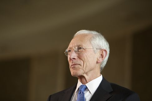 Former Bank of Israel Governor Stanley Fischer