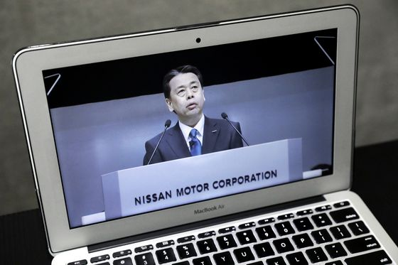 Nissan CEO Vows to Restore Finances, Roll Out New Models
