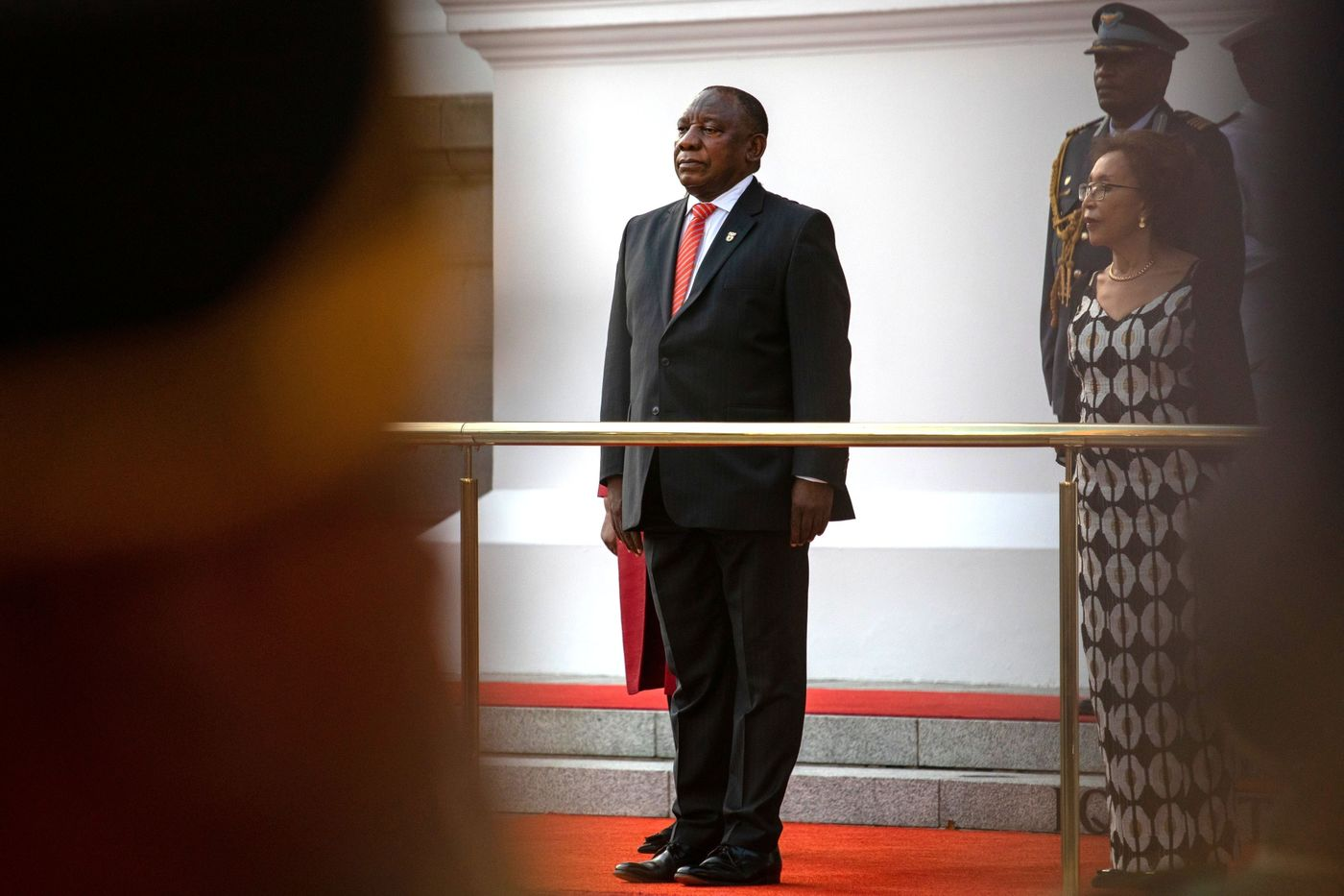 South Africa's President Ramaphosa Delivers State Of The Nation