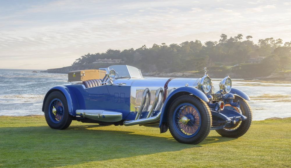 A $30 Million Bugatti Is Named \'Best of the Best\' Vintage Car ...