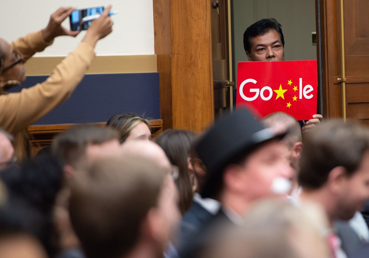 Forget Big Oil. Google Is the New Target for Activists