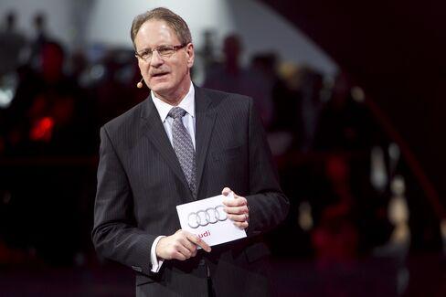 Audi AG's America's President Johan de Nysschen