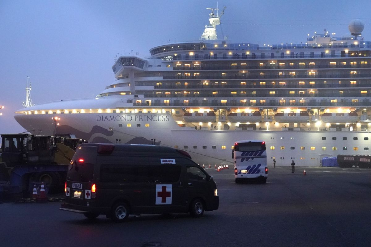 U.K. Man Dies From Coronavirus Caught on Cruise