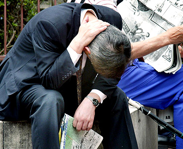 Recession Puts More Pressure on Japan's Workers