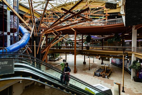 N.Y.'s Biggest Mall Borrowed Big and Now Can't Pay