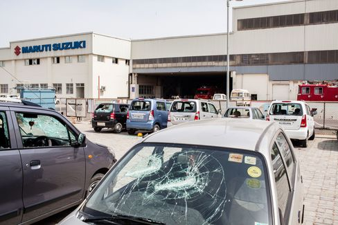 Maruti Suzuki to Reopen Riot-Hit Factory After Monthlong Lockout