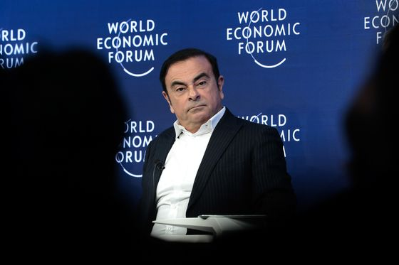 In Carlos Ghosn's Jet-Set World, a $120 Million Fortune Can Be Peanuts