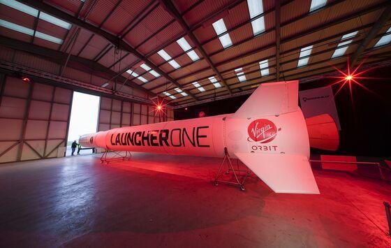 Branson's Virgin Orbit to List in SPAC Deal Backed by Boeing