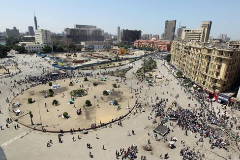 Egypt Debt Buoyed by Obama Guarantee for Eurobonds