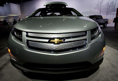 General Motors Co. Chevrolet Volt