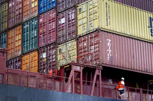 U.S. Trade Deficit Probably Shrank in July