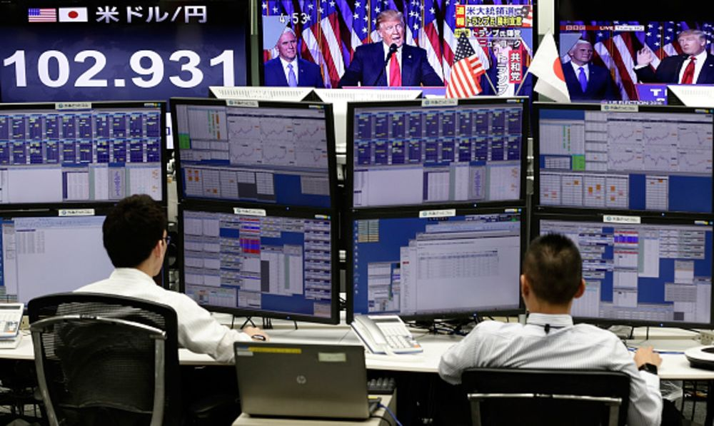 Trump Bond Sell-Off Should Scare Central Banks