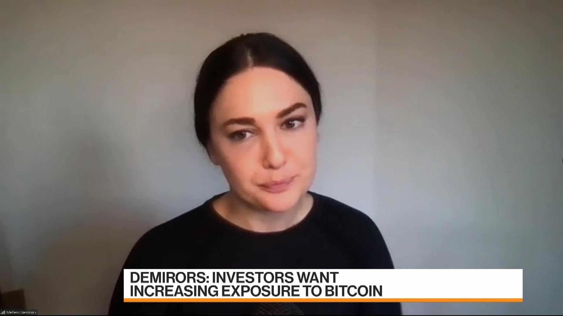 Bitcoin Can Be An Effective Diversifier for Investors: Meltem Demirors thumbnail