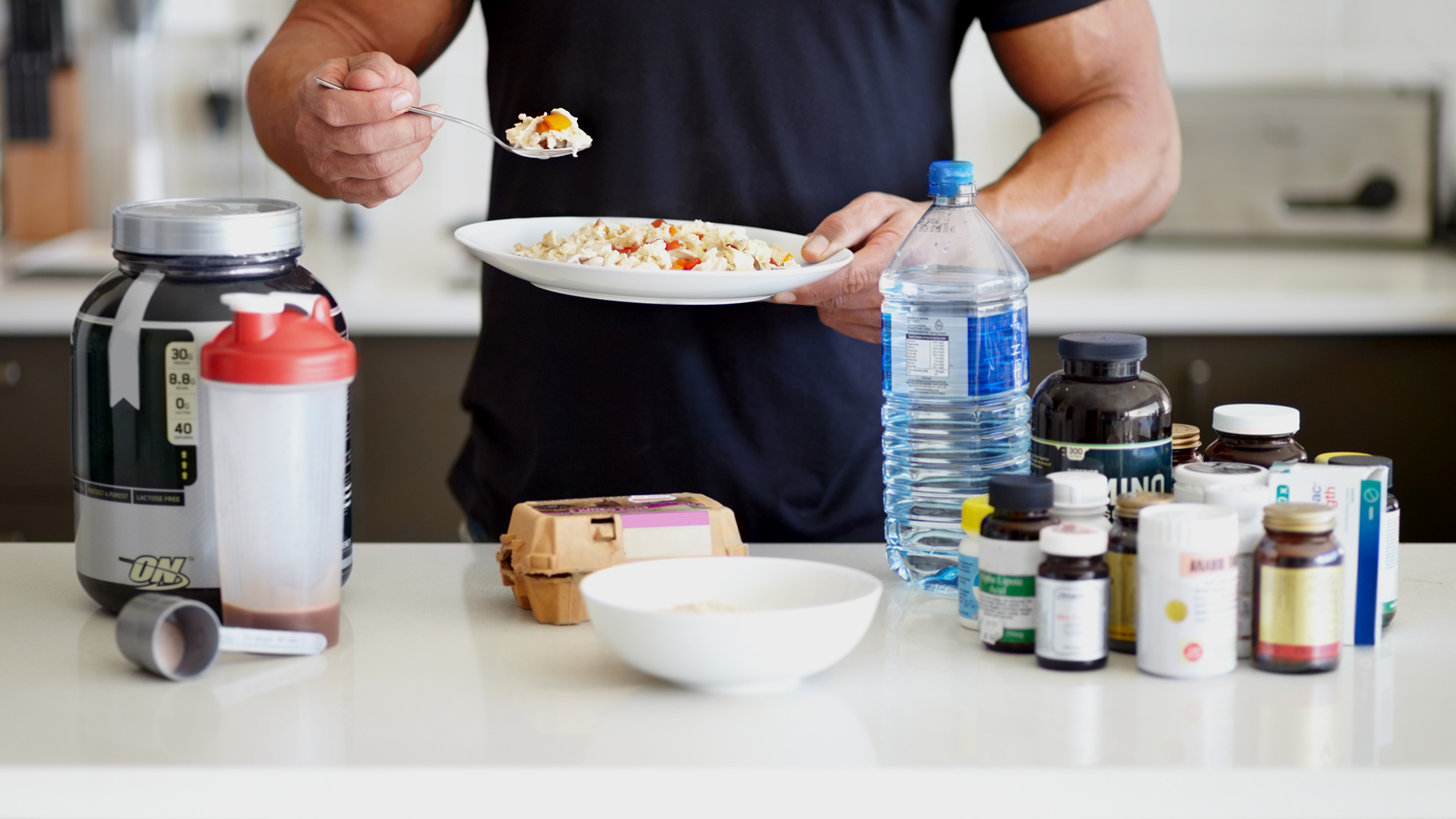 do americans lack protein in their diet