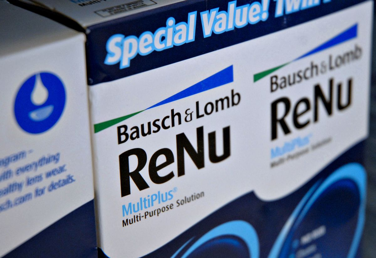 Valeant's Ugly Past Recedes for Its Successor Bausch
