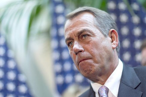 John Boehner's Legacy Hangs From the Fiscal Cliff