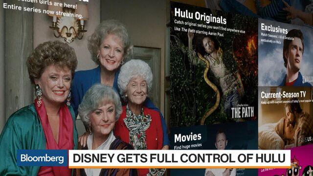 Disney (DIS) Assumes Full Control of Hulu From Comcast (CMCSA