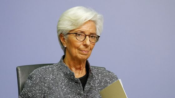 Lagarde Says Europe's Next Economic Test Is Delivering Change