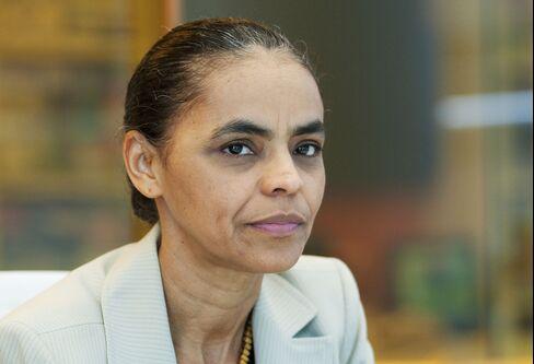 PSB Presidential Candidate Marina Silva