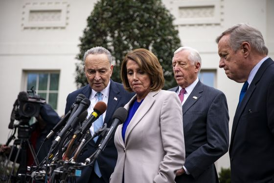 Pelosi and Democratic Leaders Tread Carefully on Impeachment