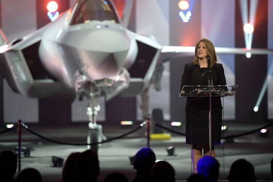 Michele Evans, Lockheed Martin Aeronautics Official, Dies at 55